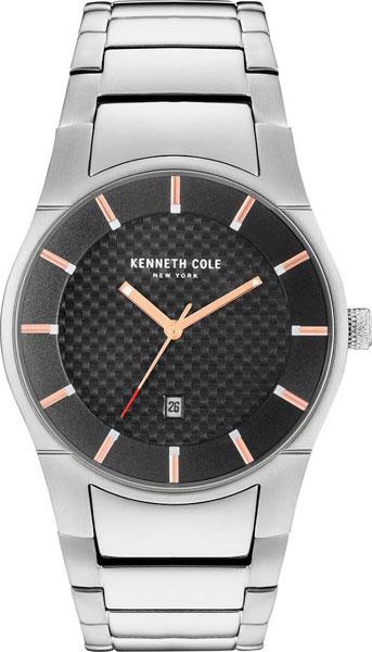 Мужские часы Kenneth Cole KC15103001 купить часы invicta в украине доставка из сша