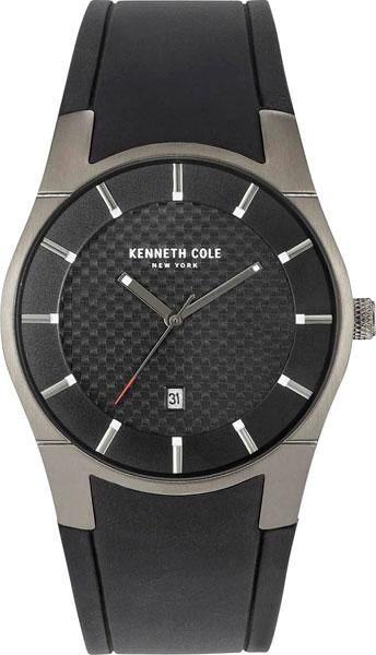 Фото - Мужские часы Kenneth Cole KC15103003 мужские часы kenneth cole kc15095002