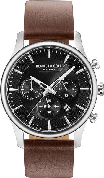 Мужские часы Kenneth Cole KC15106002 мужские часы kenneth cole kc15204002