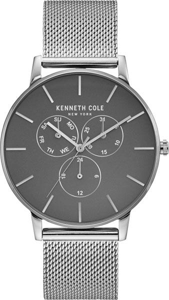 Фото - Мужские часы Kenneth Cole KC50008004 бензиновая виброплита калибр бвп 13 5500в