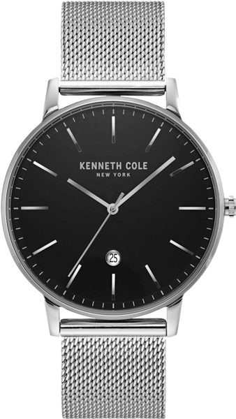Мужские часы Kenneth Cole KC50009004 браслет стальной к часам маурицио