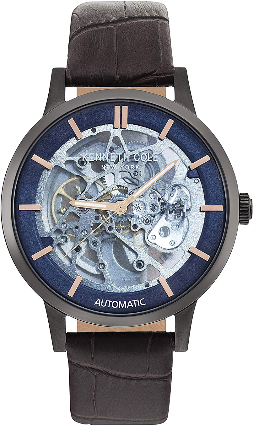 Фото - Мужские часы Kenneth Cole KC50559001 мужские часы kenneth cole kc15095002