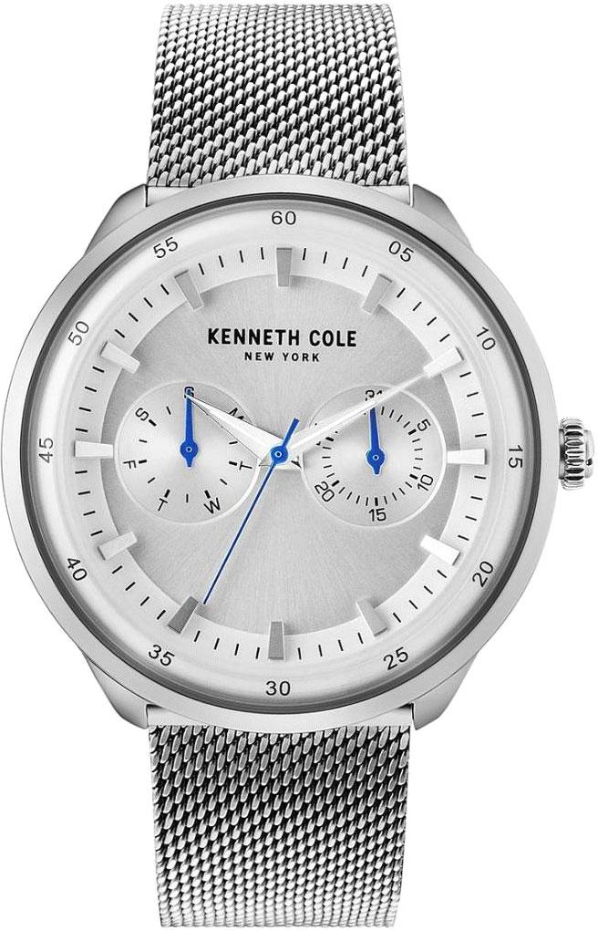 Мужские часы Kenneth Cole KC50577001 все цены