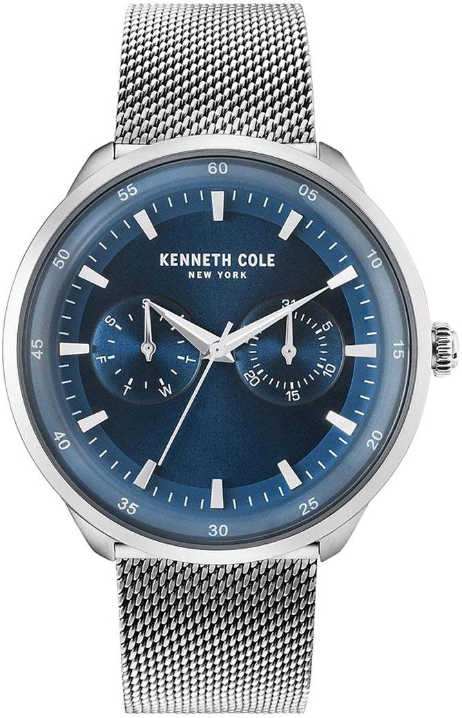 Фото - Мужские часы Kenneth Cole KC50577003 мужские часы kenneth cole kc15095002