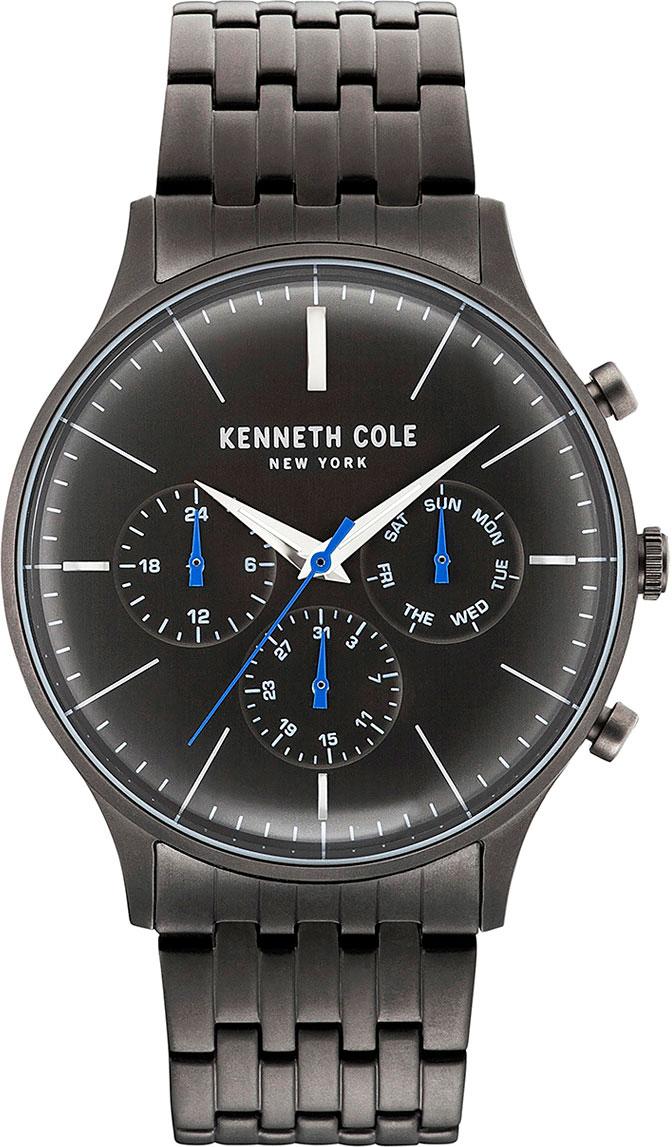 Фото - Мужские часы Kenneth Cole KC50586002 мужские часы kenneth cole kc15095002