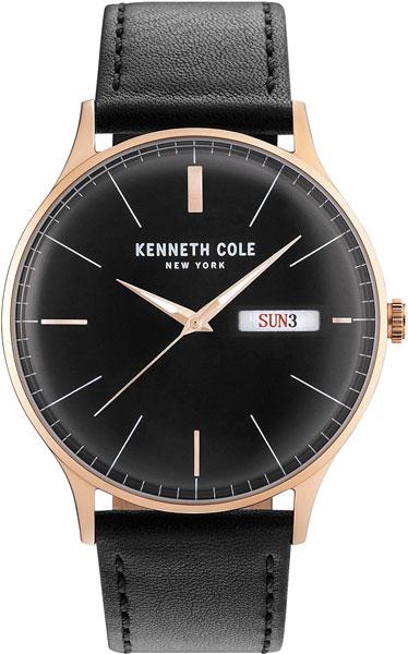 цена Мужские часы Kenneth Cole KC50589009 онлайн в 2017 году