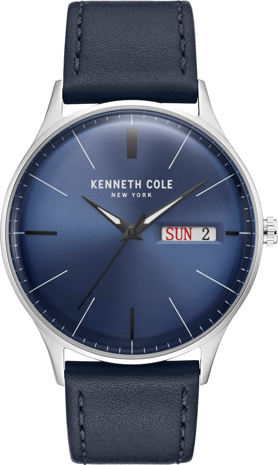 Фото - Мужские часы Kenneth Cole KC50589016 мужские часы kenneth cole kc15095002