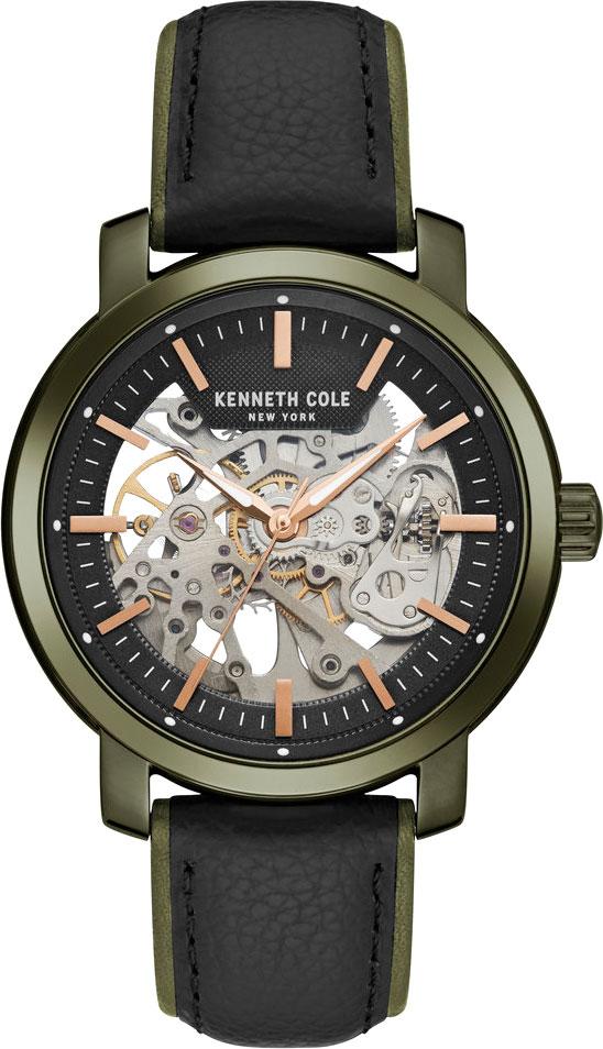Мужские часы Kenneth Cole KC50776006 все цены