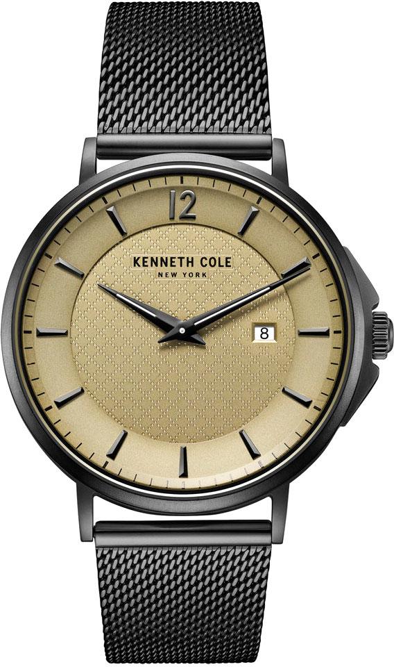 Фото - Мужские часы Kenneth Cole KC50778002 мужские часы kenneth cole kc15095002