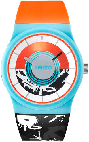 Мужские часы Kenzo K0034004 монополия bronze series 5305 семейная поездка в образовательные игрушки тайваньских детей как настольные игры