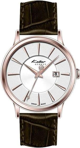 Мужские часы Kolber K5030141752 часы мужские kolber kl 8411 4