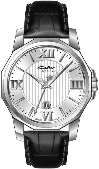 Мужские часы Kolber K6033101758 все цены