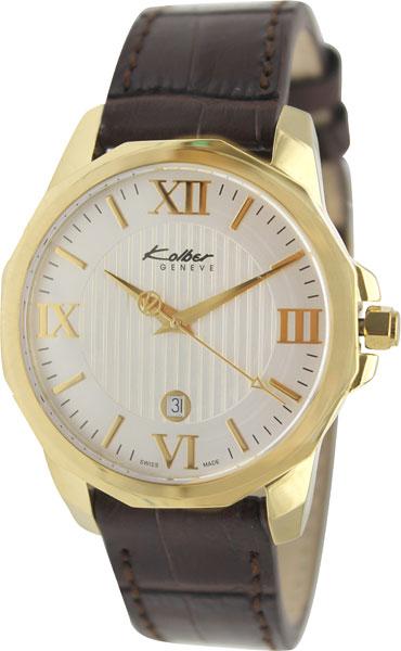 Мужские часы Kolber K6033121758 часы мужские kolber kl 8411 4