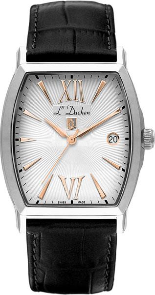 Мужские часы L Duchen D331.11.13 что человеку у которого все есть