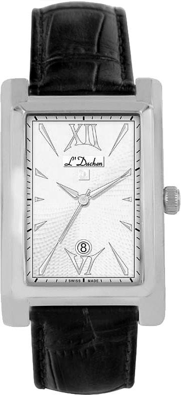 цена Мужские часы L Duchen D531.11.13 онлайн в 2017 году