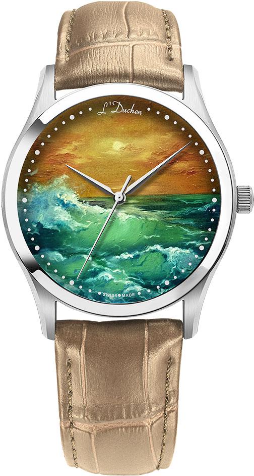Мужские часы L Duchen D.161.1.MORE все цены