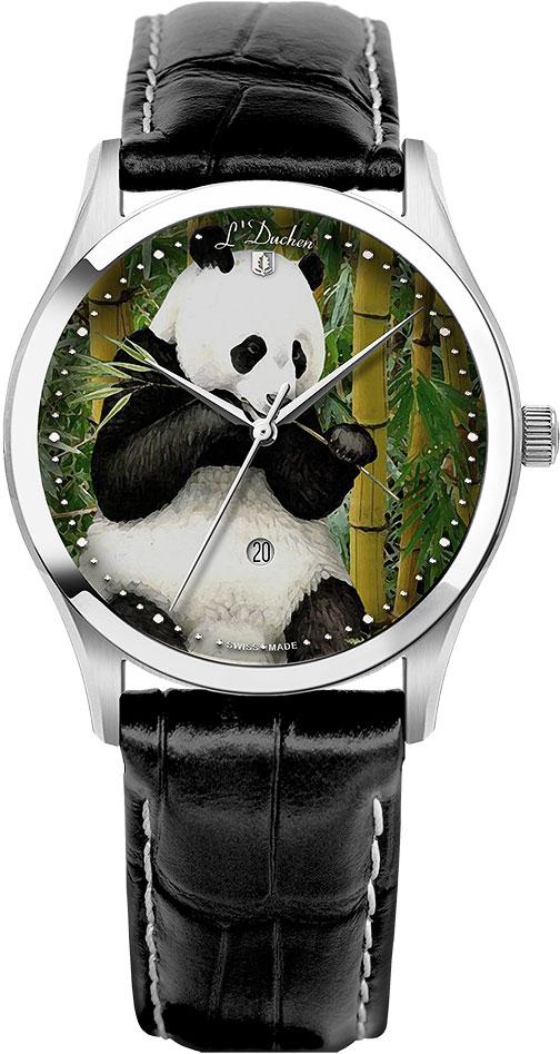 Мужские часы L Duchen D.161.1.PANDA все цены