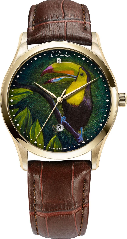 Мужские часы L Duchen D.161.2.TUKAN все цены