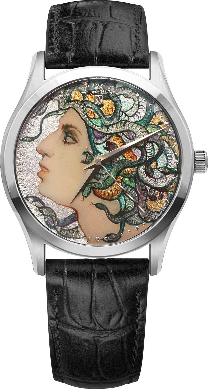 Мужские часы L Duchen D.761.1.MEDUZA.GORGONA все цены
