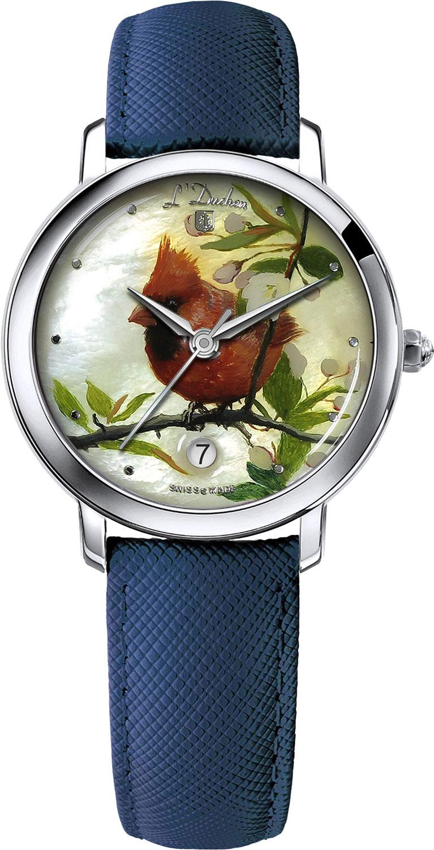 Женские часы L Duchen D.801.1.KARDINAL