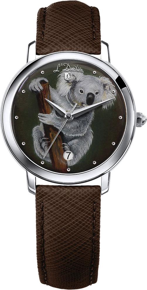 Женские часы L Duchen D.801.1.KOALA