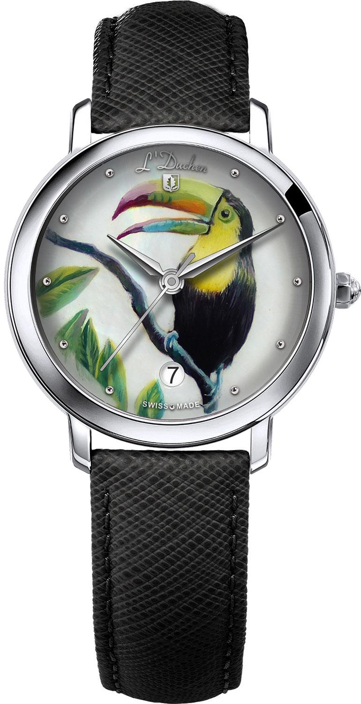 Женские часы L Duchen D.801.1.TUKAN все цены