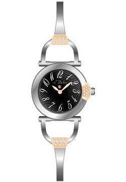 Женские часы L Duchen D121.50.21 44mm parnis 316l stainless steel screw pvd case fit 6498 6497 movement