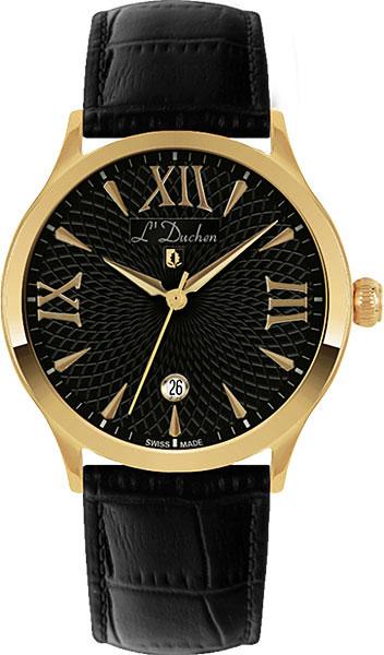 Мужские часы L Duchen D131.21.11 цена 2017