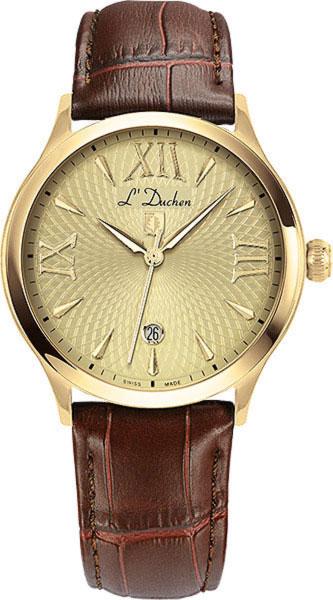 Мужские часы L Duchen D131.22.14