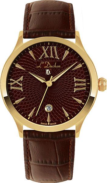 Мужские часы L Duchen D131.22.18