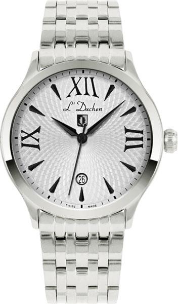 лучшая цена Мужские часы L Duchen D131.10.15