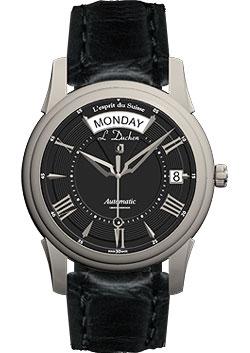 Мужские часы L Duchen D143.11.11B цена и фото