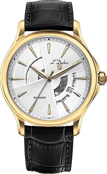 Мужские часы L Duchen D153.21.33 все цены