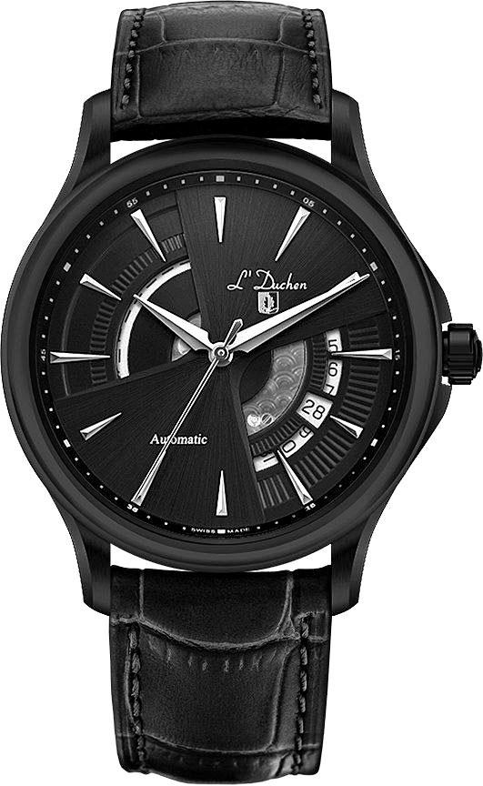 Мужские часы L Duchen D153.71.31 l duchen мужские швейцарские наручные часы l duchen d 161 41 23