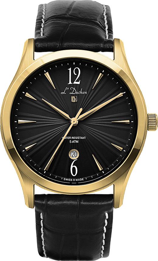 Мужские часы L Duchen D161.21.21