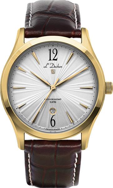 Мужские часы L Duchen D161.22.23 l duchen d 721 46 33
