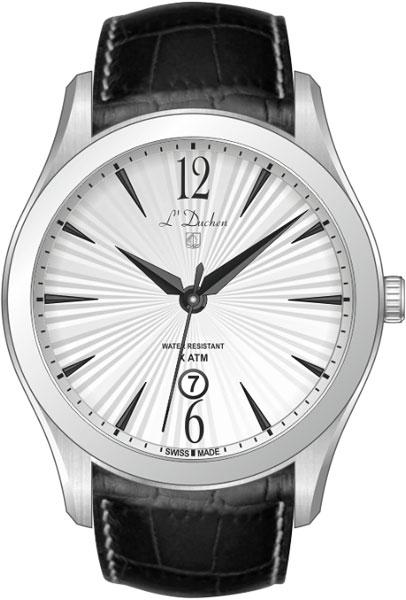 Мужские часы L Duchen D161.11.25 l duchen d 721 46 33 page 1