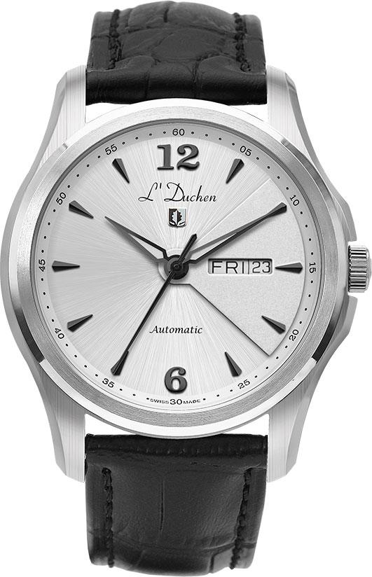 Швейцарские мужские часы в коллекции Collection 183 Мужские часы L Duchen D183.11.23 фото
