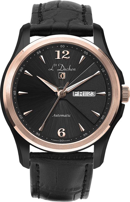 Мужские часы L Duchen D183.91.21