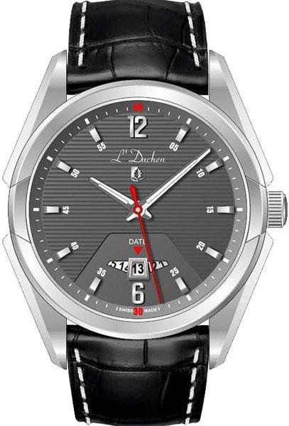 Мужские часы L Duchen D191.11.12 цена и фото