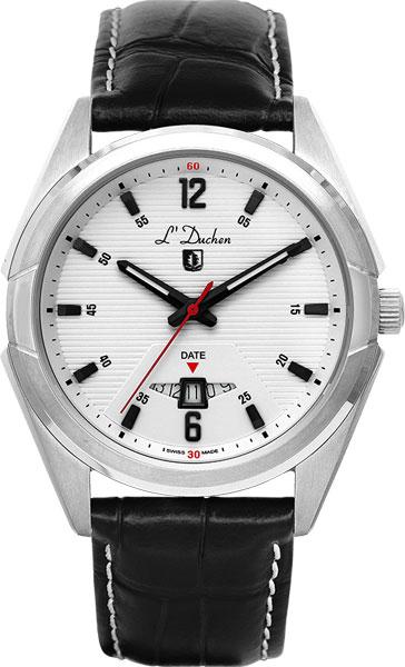 лучшая цена Мужские часы L Duchen D191.11.13