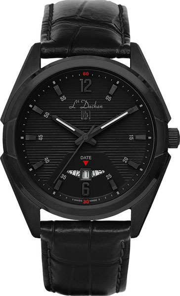 Мужские часы L Duchen D191.71.21 все цены