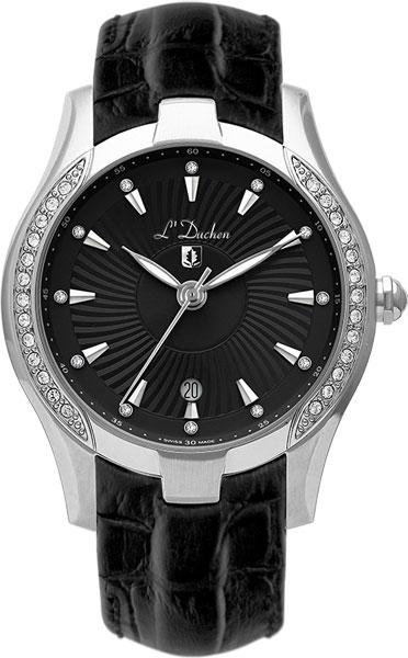 Купить Наручные часы D201.11.31  Женские наручные швейцарские часы в коллекции Collection 201 L Duchen