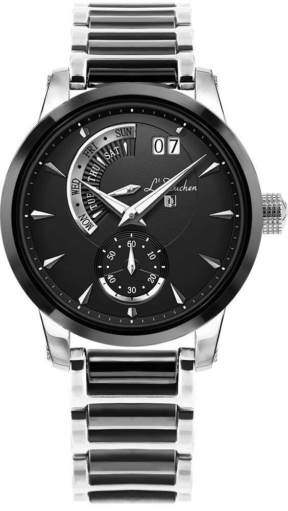 Часы L Duchen D183.41.21 Часы Emporio Armani AR7379