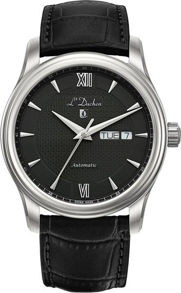 Мужские часы L Duchen D253.11.21 цена и фото