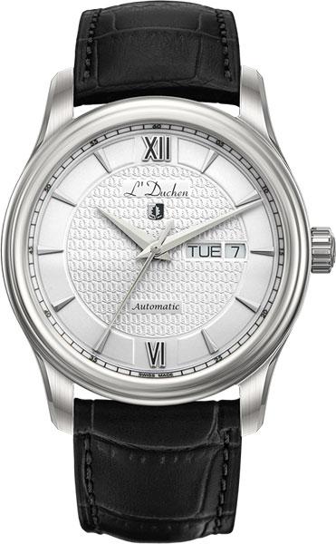 Швейцарские мужские часы в коллекции Tradition Мужские часы L Duchen D253.11.23 фото