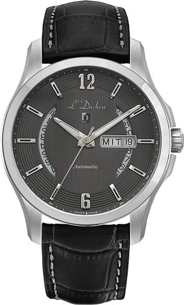 цена Мужские часы L Duchen D263.11.21 онлайн в 2017 году