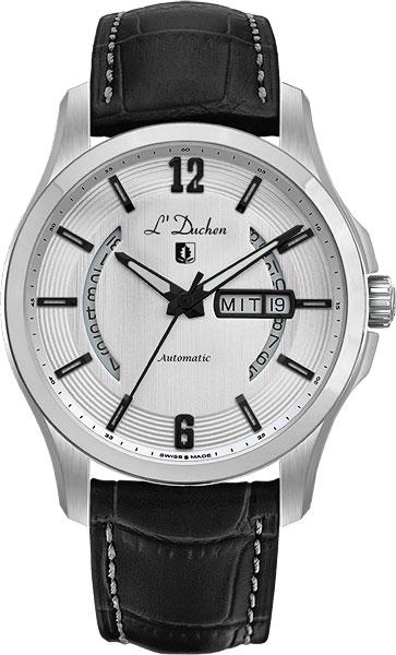 Мужские часы L Duchen D263.11.23 все цены