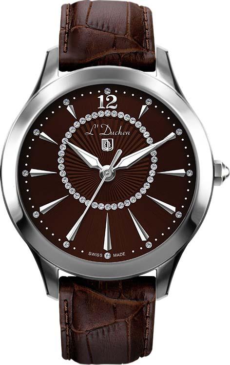 где купить Женские часы L Duchen D271.12.38 по лучшей цене