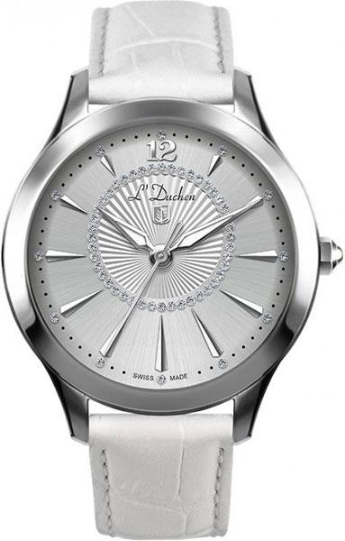Женские часы L Duchen D271.16.33 все цены